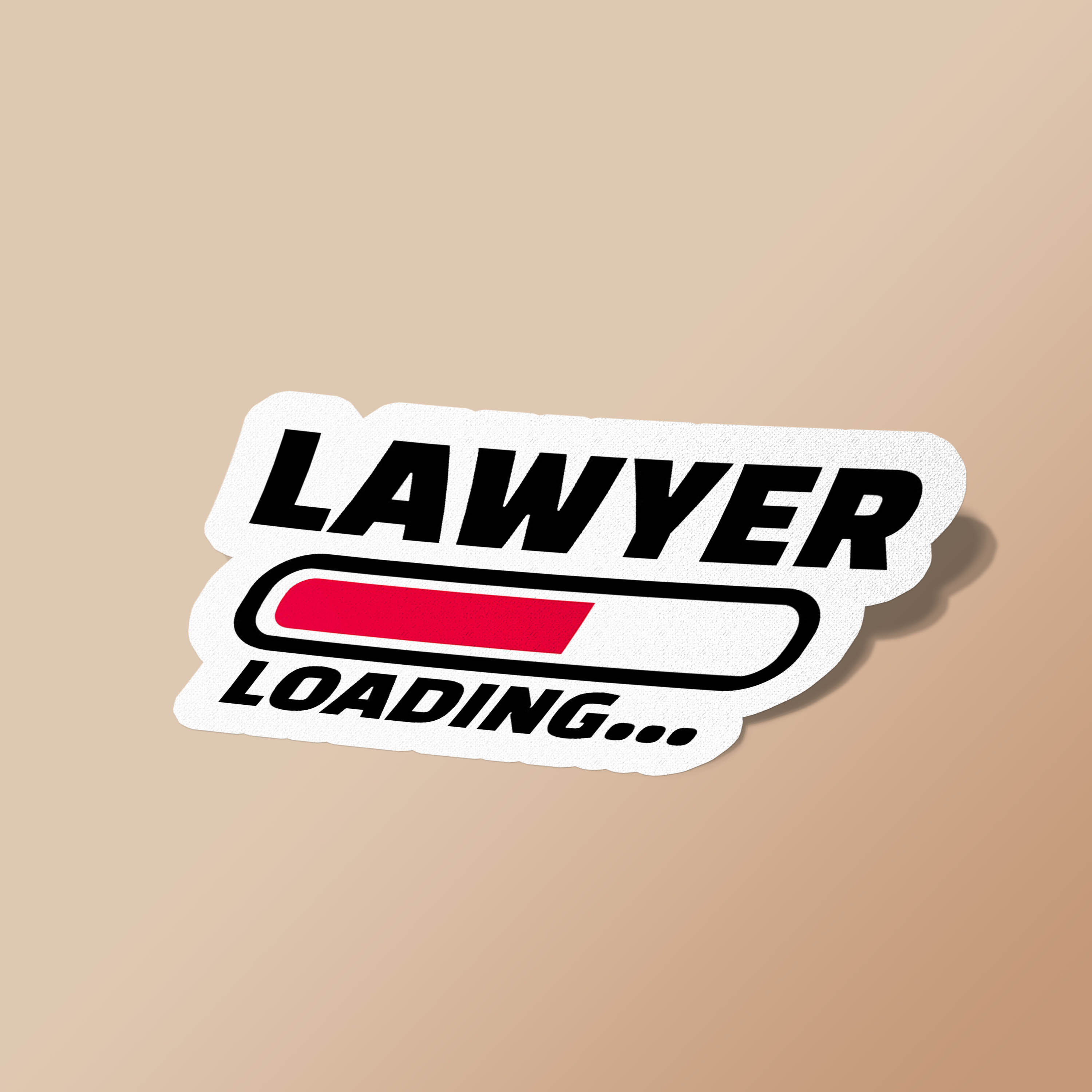 Lawyer loading