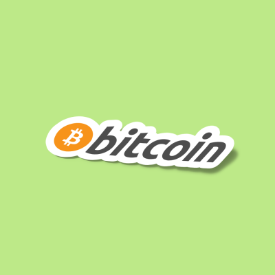 استیکر bitcoin-btc-logo-full