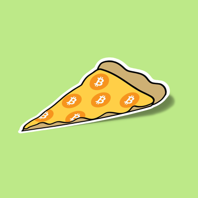 استیکر Cryptopizza