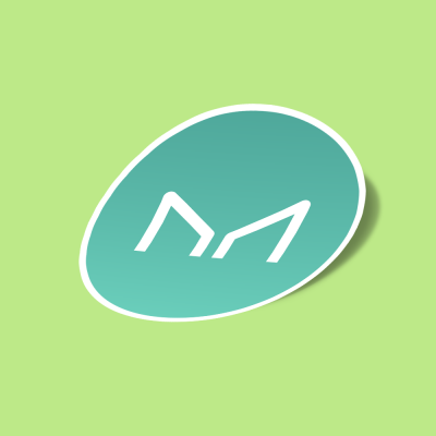 استیکر maker-mkr-logo