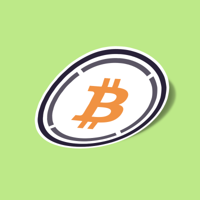 استیکر wrapped-bitcoin-wbtc-logo