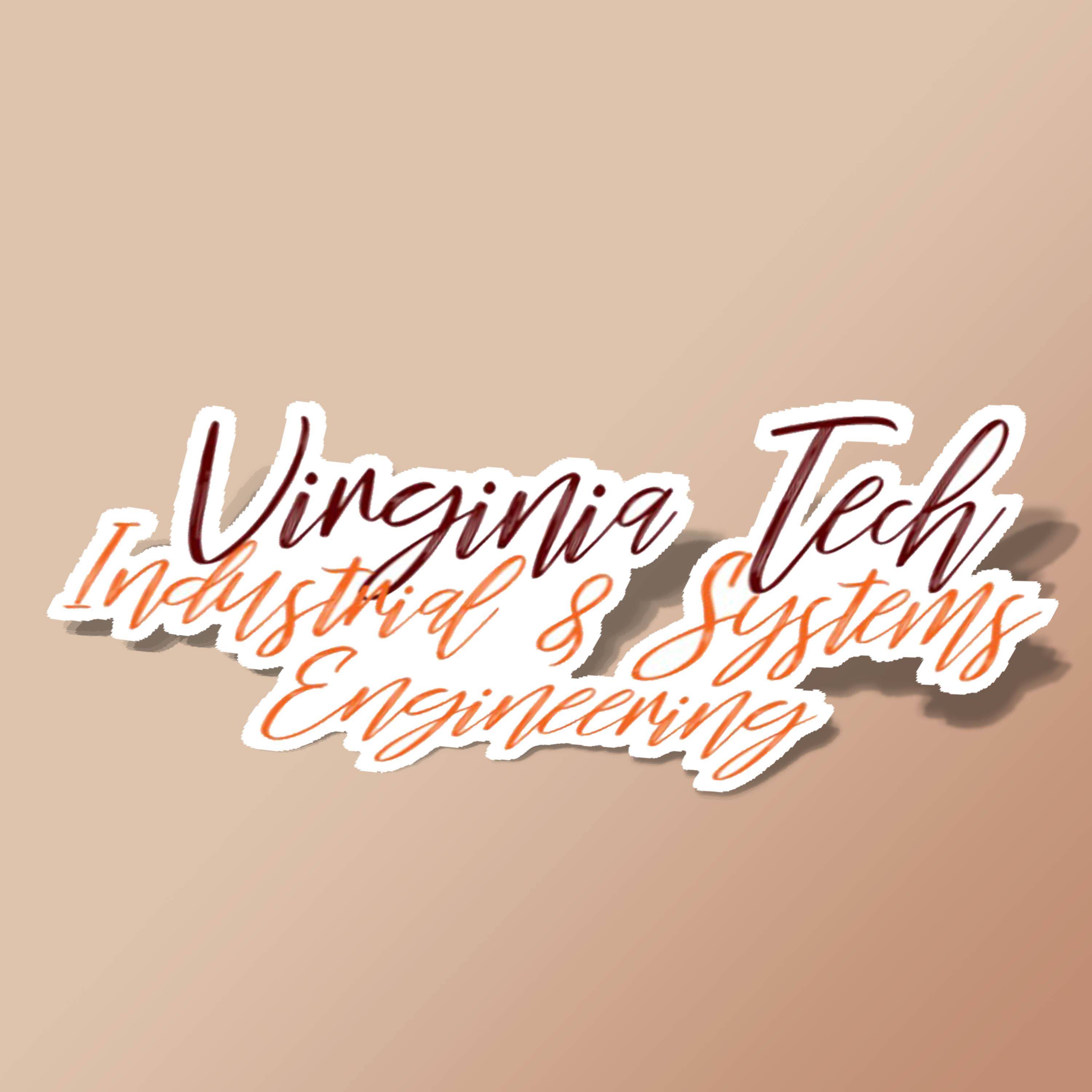 Virginia Tech Industrial and Systems Engineering 2