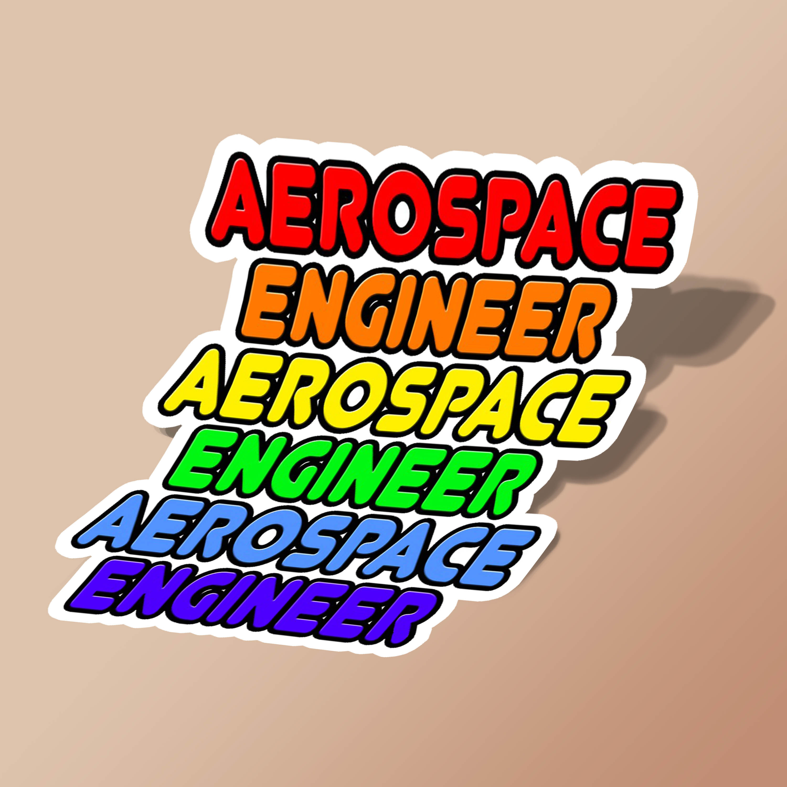 Rainbow Aerospace Engineer
