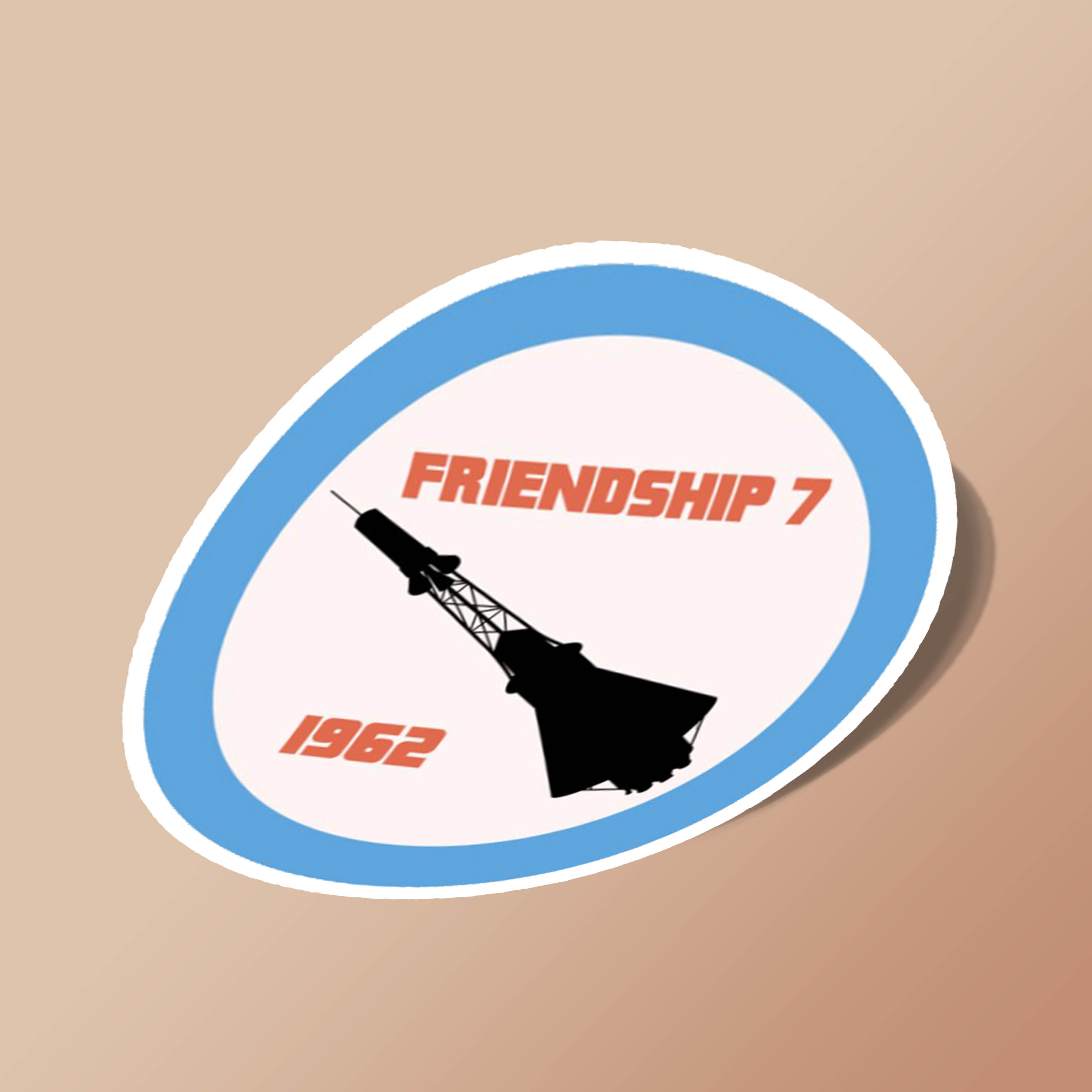 Friendship 7 Retro