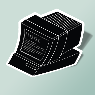 استیکر NODE Terminal Sticker