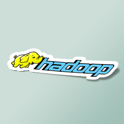 استیکر hadoop -- software library
