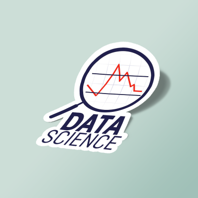 استیکر Data science 1