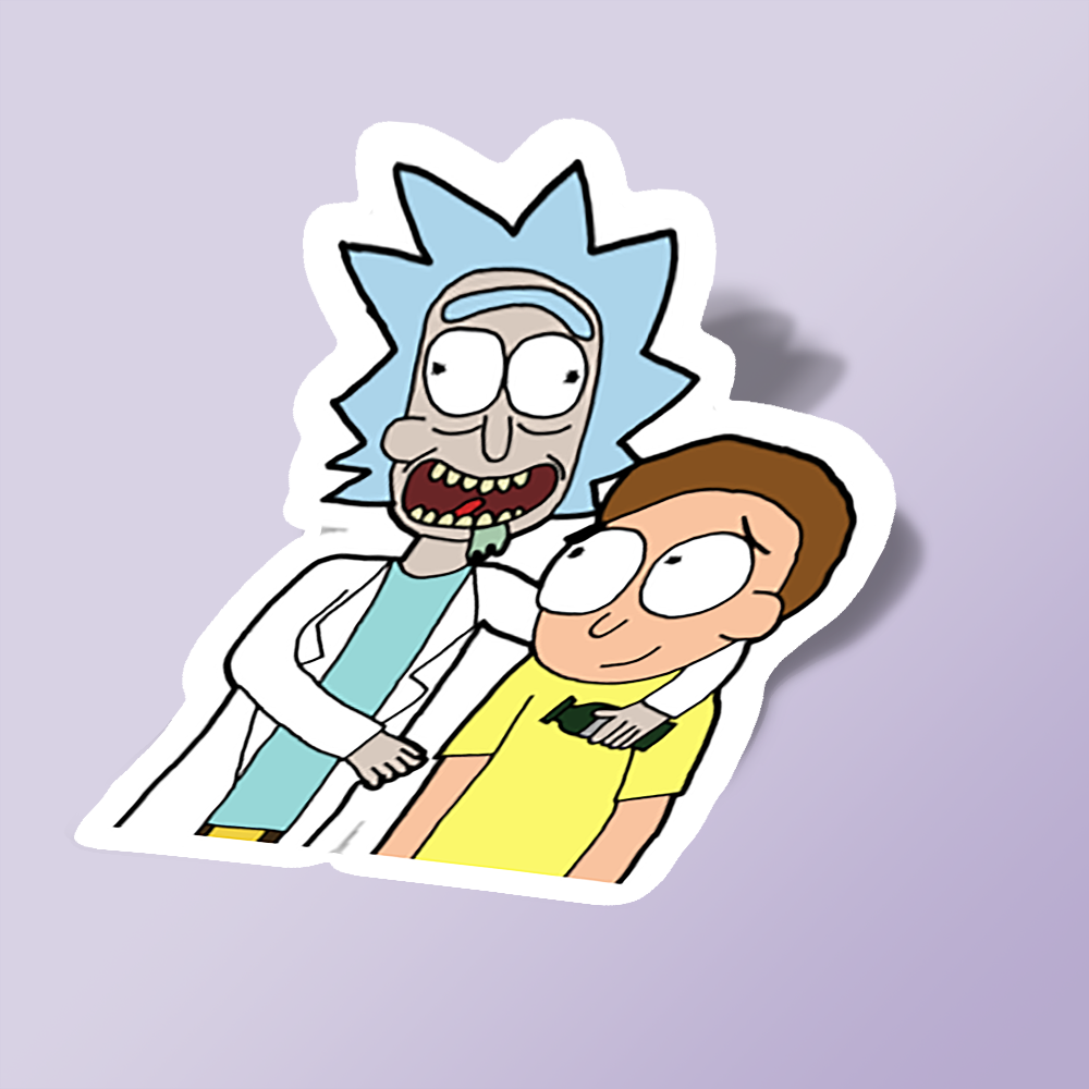 Rcik and Morty4