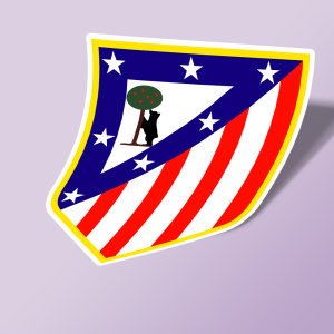 استیکر Atlético Madrid