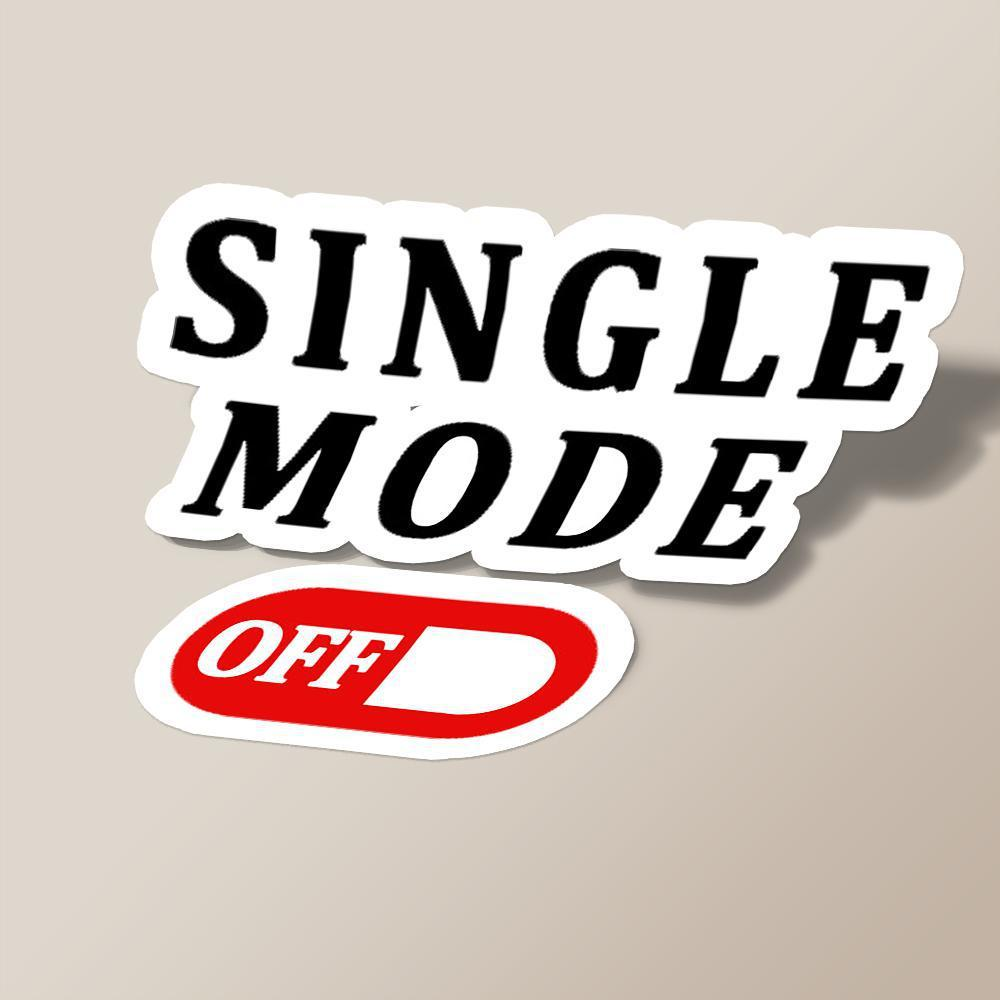 SINGLE MODE OFF