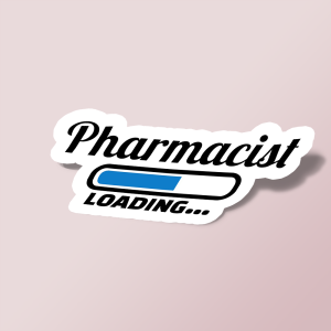 Pharmacist loading