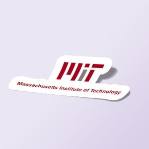 استیکر Massachusetts Institute of Technology-MIT