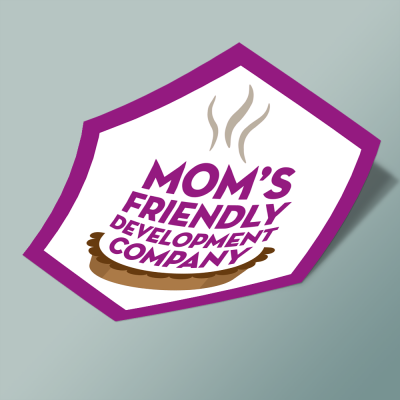 استیکر momsfriendlydevco