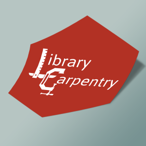 استیکر carpentries-librarycarpentry