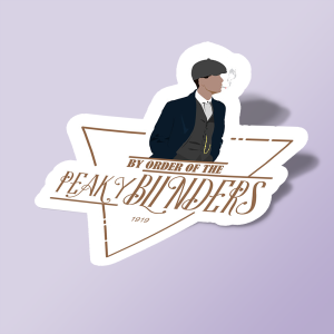 استیکر by order of the peaky blinders 0E