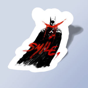 استیکر Batman Should Smile !