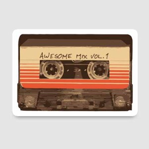 Awesome Mix Vol.1 - Gardian of Galaxy