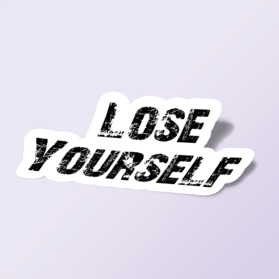 استیکر Lose Yourself - Eminem