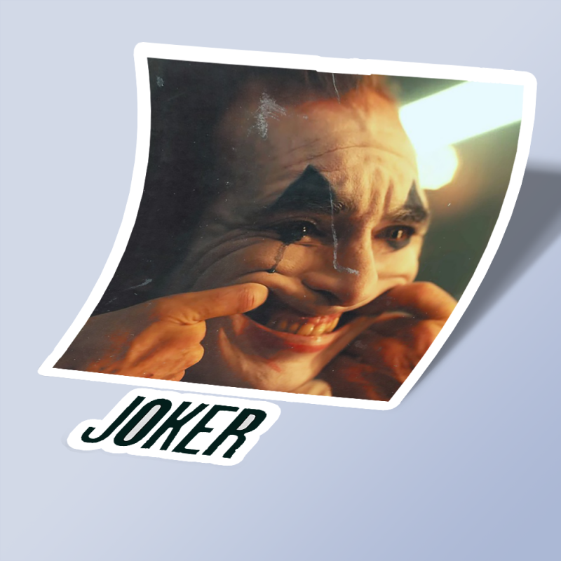 Joker Polaroid