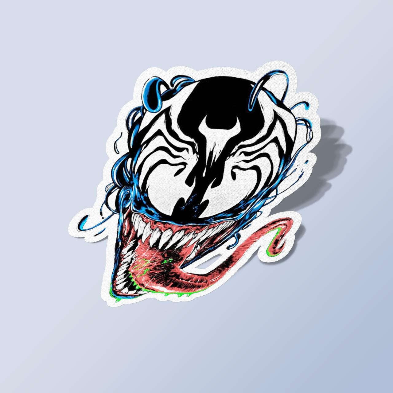 And Another Venom's Face