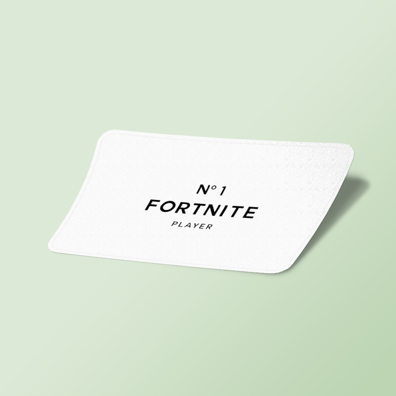 استیکر N1 Fortnite PLAYER