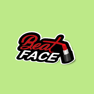 استیکر Beat Face Makeup