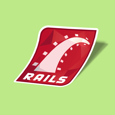 استیکر ruby-on-rails