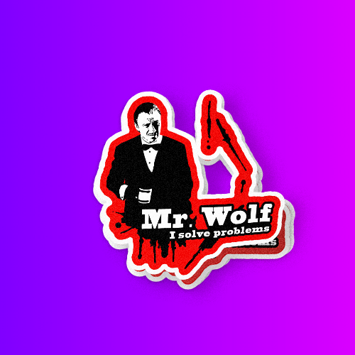 Mr.Wolf solves problems