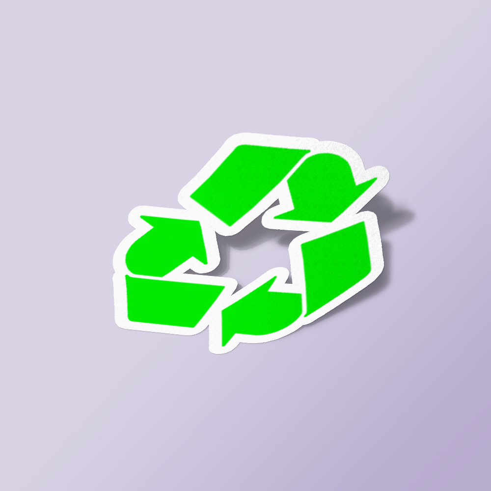 Leonard's Other Recycling Symbol