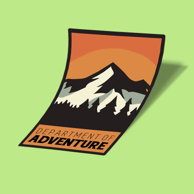department of adventure
