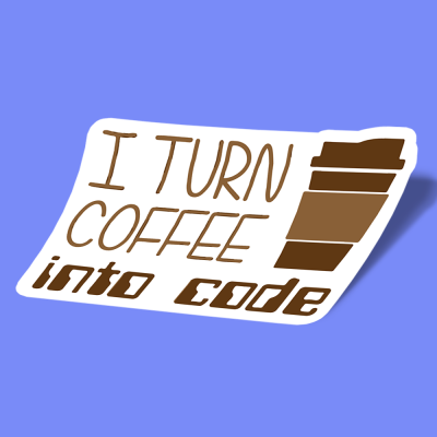 brown i turn coffee into code