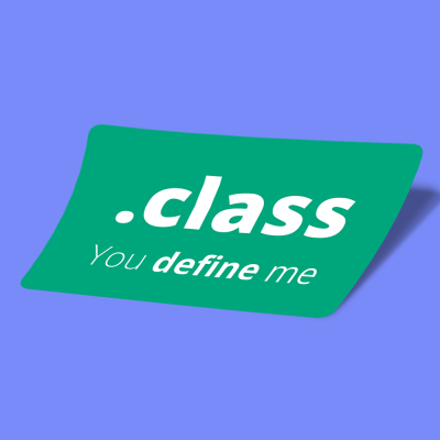 class you define me