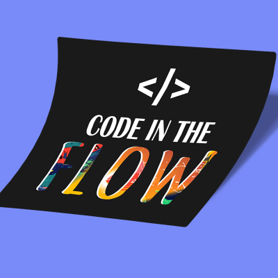 code in the flow