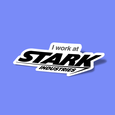 i work at stark industries border