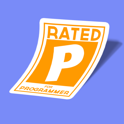 rated p for programmers