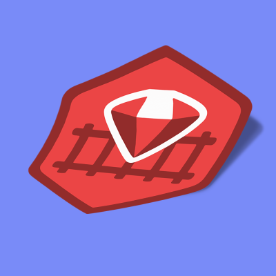 red ruby on rails