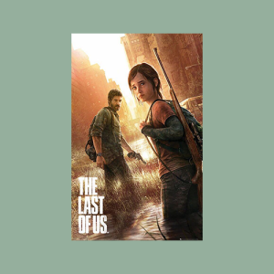 استیکر The Last Of Us