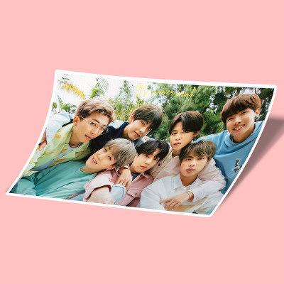 استیکر BTS Group