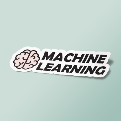 استیکر machine-learning