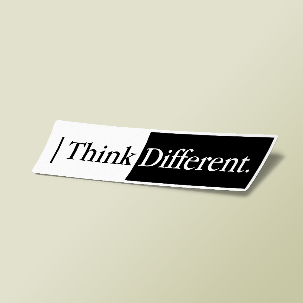 think different original