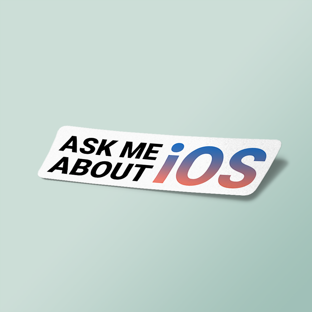 ask me about ios