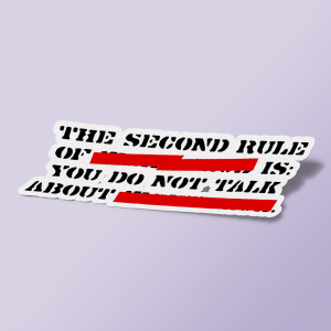 the second rule