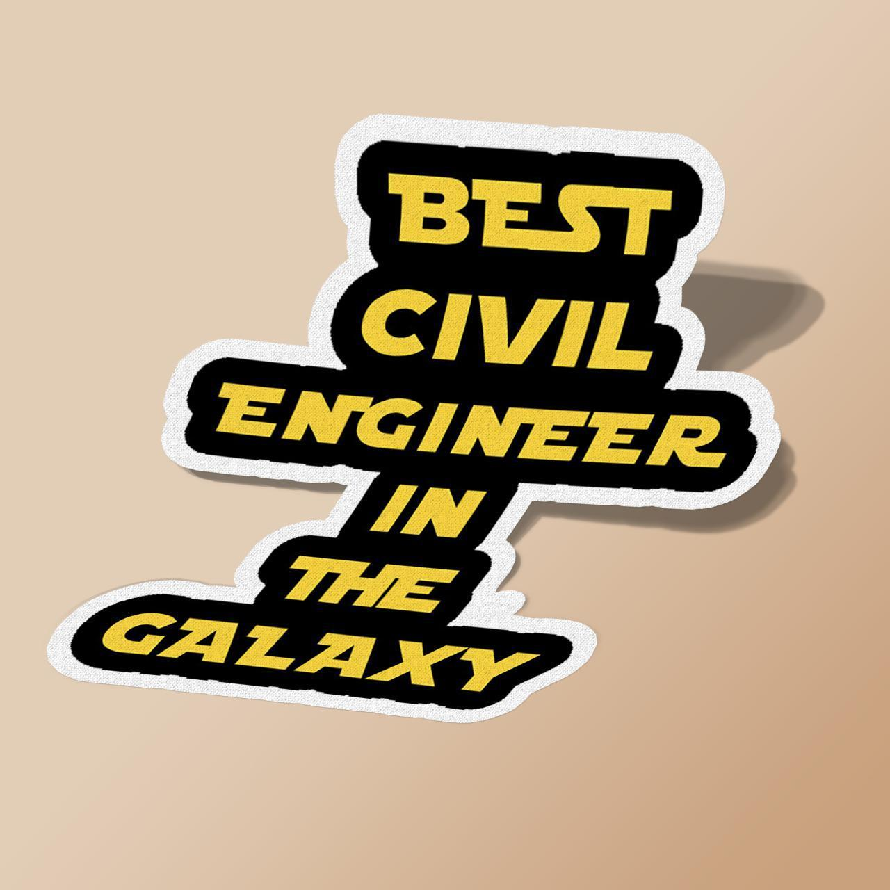 Civil Engineer in the Galaxy