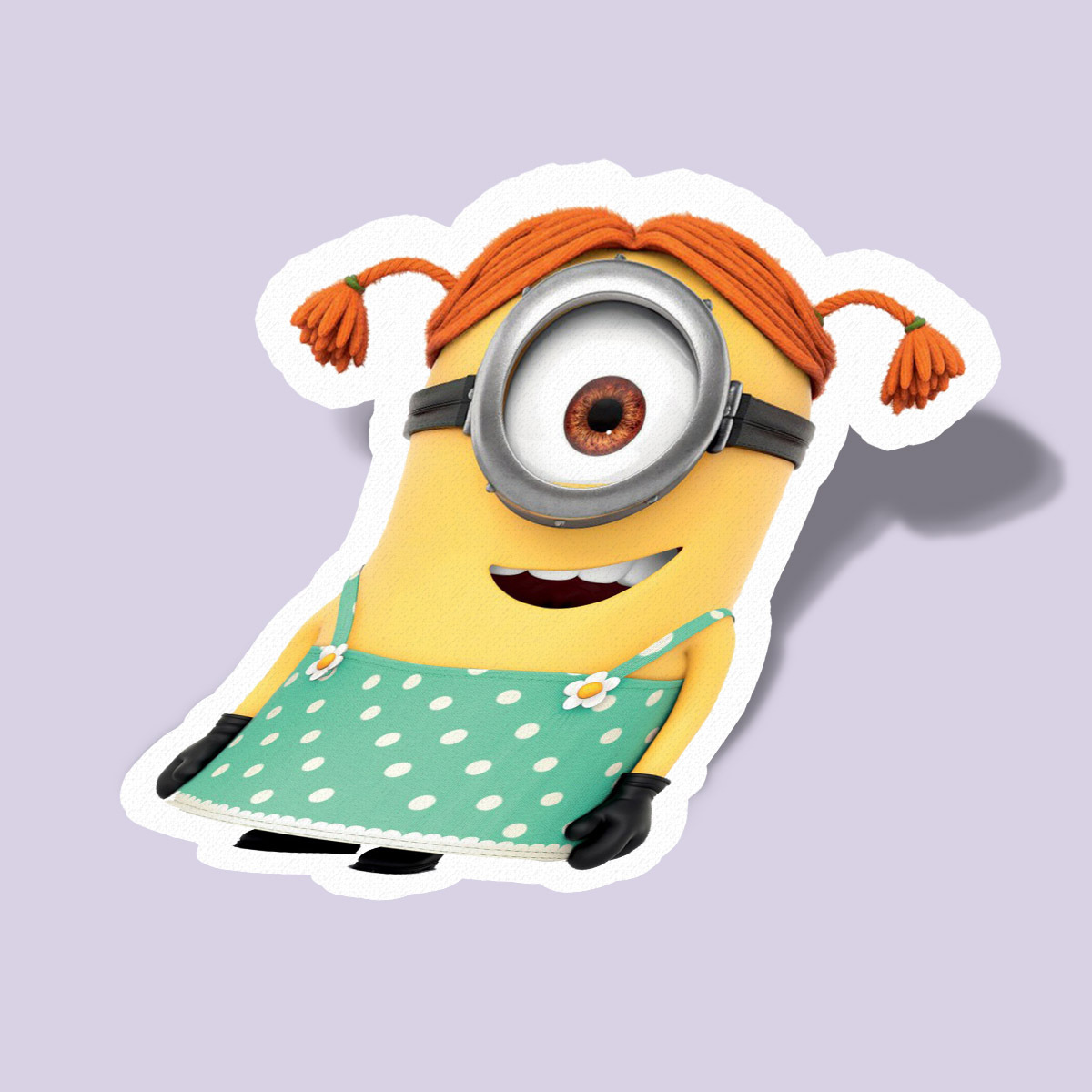 Minion the female version