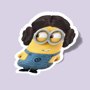 Minion like starwars
