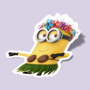 Dancer Minion with Bra